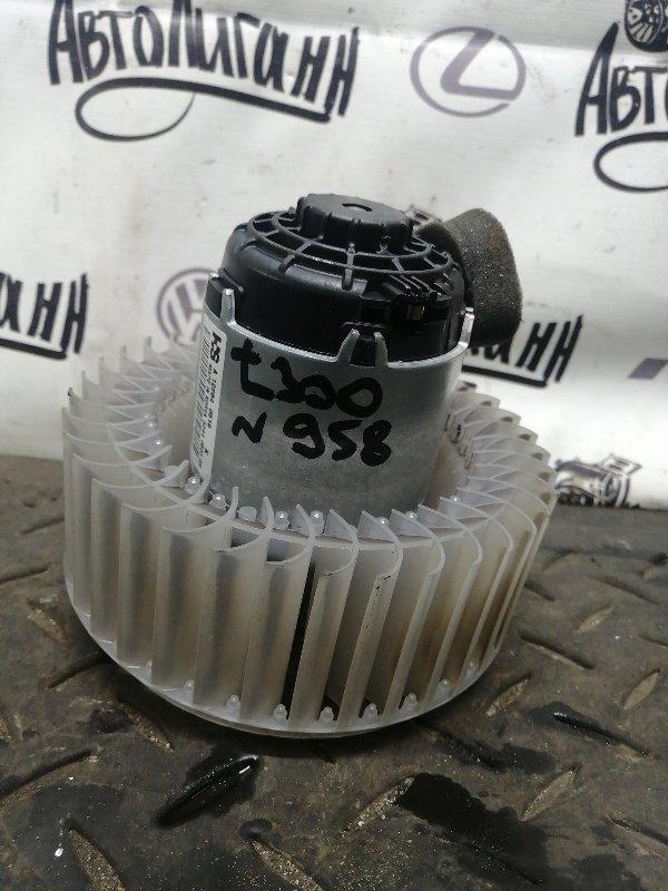 Моторчик печки Chevrolet Aveo T300 F16D4 2012 (б/у)