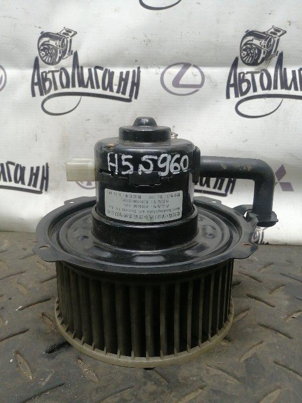 Моторчик печки Great Wall Hover H5 GW4D20 2011 (б/у)