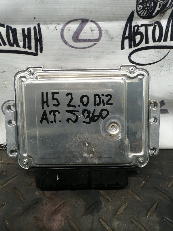 Блок управления акпп Great Wall Hover H5 GW4D20 2011 (б/у)