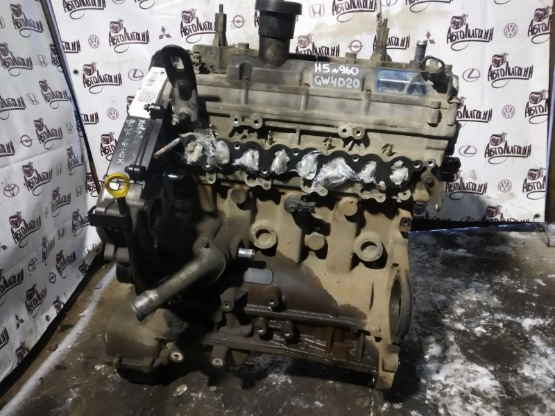 Двигатель Great Wall Hover H5 GW4D20 2011 (б/у)