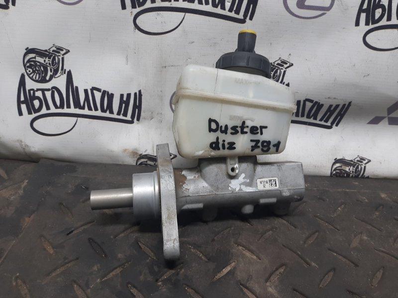 Главный тормозной цилиндр Renault Duster K9KE884 2014 (б/у)