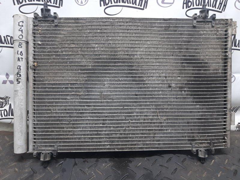 Радиатор кондиционера Citroen C4 ХЭТЧБЕК EP6 2010 (б/у)