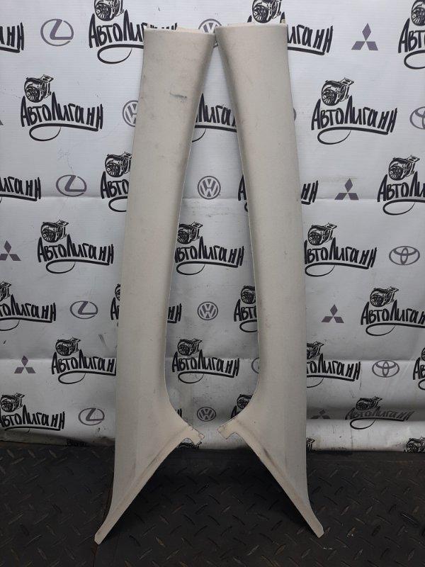 Обшивка стойки лобового стекла Citroen C4 ХЭТЧБЕК EP6 2010 (б/у)