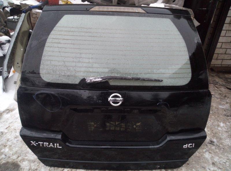 Крышка багажника Nissan X-Trail M9R 2013 (б/у)