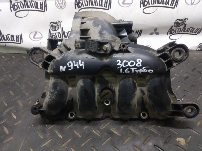 Коллектор впускной Peugeot 3008 EP6CDTMD 2012 (б/у)