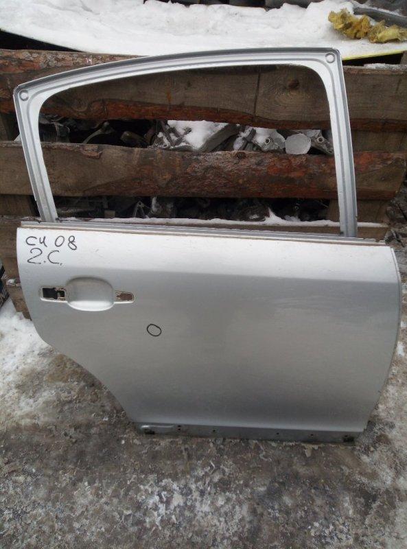 Дверь Citroen C4 ХЭТЧБЕК EP6 2010 задняя правая (б/у)