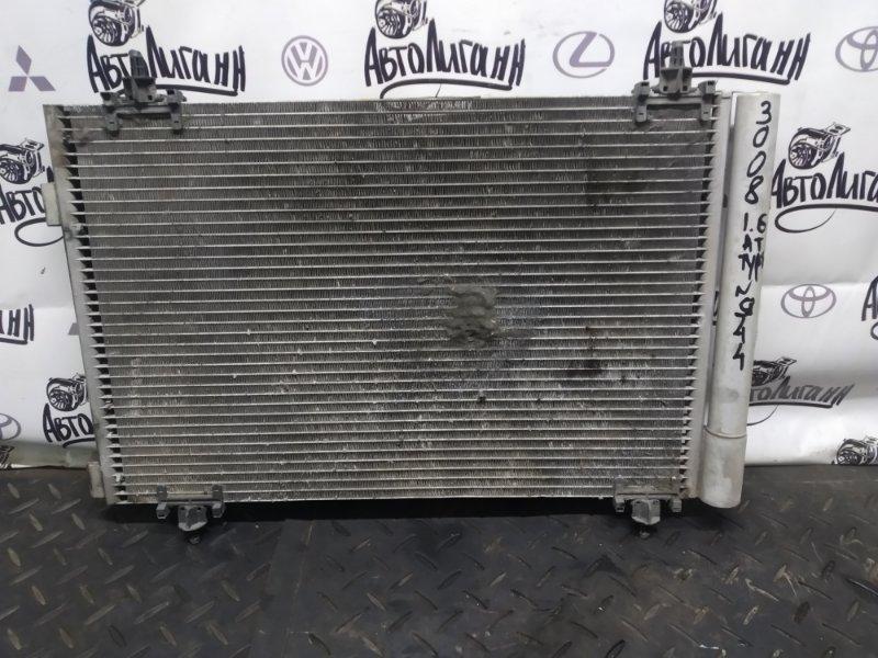 Радиатор кондиционера Peugeot 3008 EP6CDTMD 2012 (б/у)