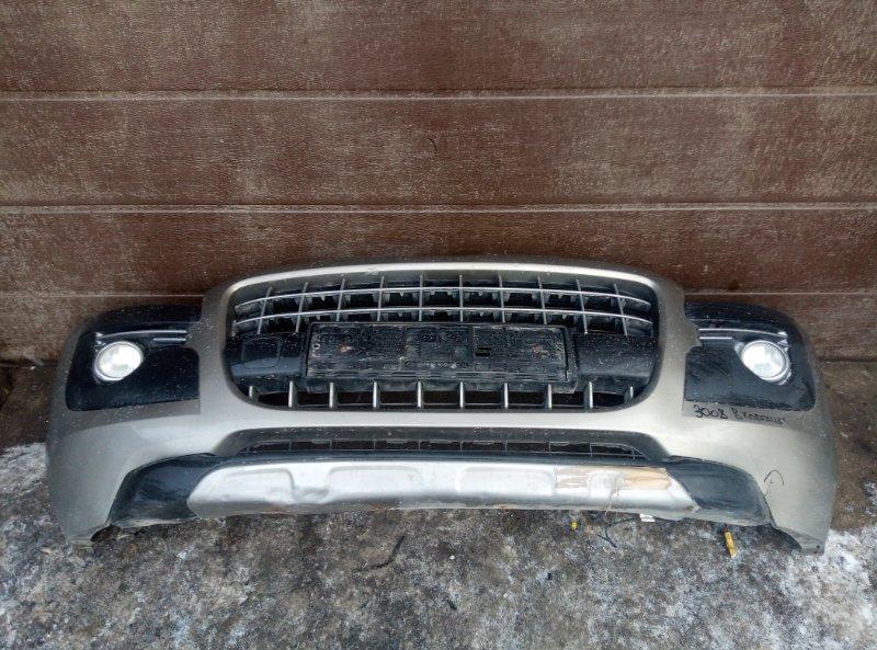 Бампер Peugeot 3008 EP6CDTMD 2012 передний (б/у)