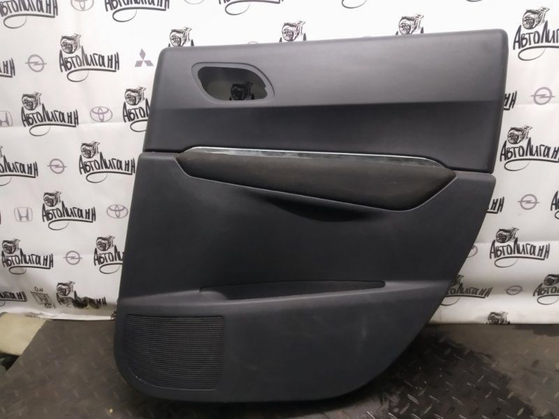 Обшивка двери Peugeot 3008 EP6CDTMD 2012 (б/у)