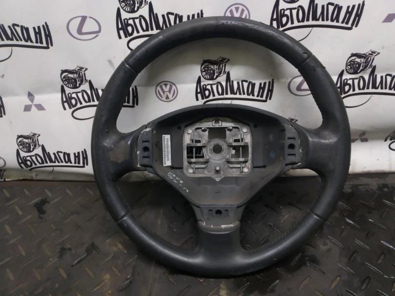 Руль Peugeot 3008 EP6CDTMD 2012 (б/у)