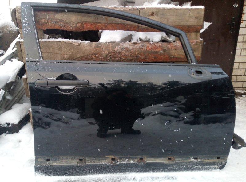 Дверь Honda Civic R18A2 2008 передняя правая (б/у)