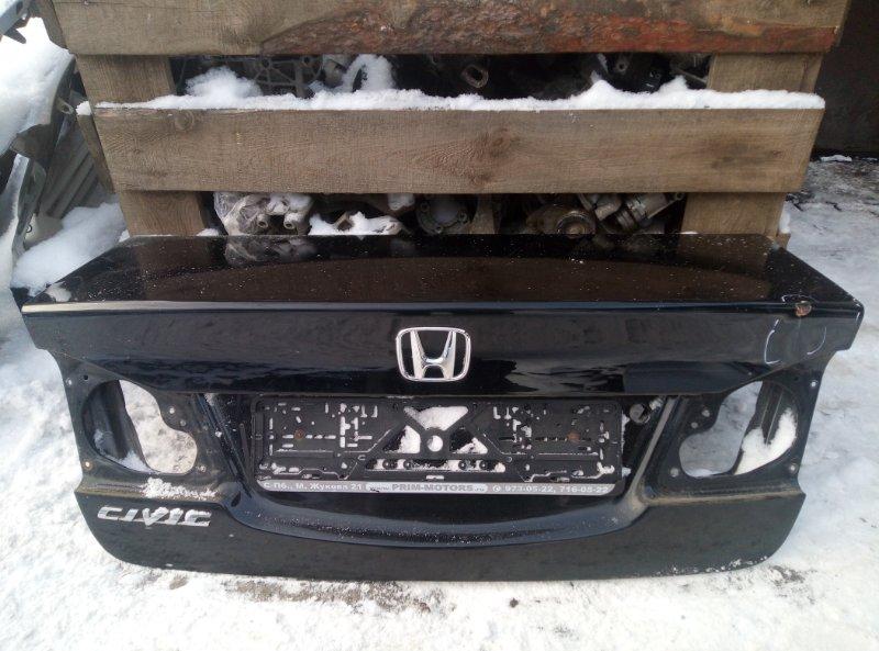 Крышка багажника Honda Civic R18A2 2008 (б/у)