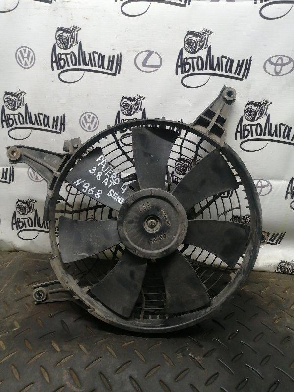 Вентилятор радиатора Mitsubishi Pajero 4 6G75 2007 (б/у)