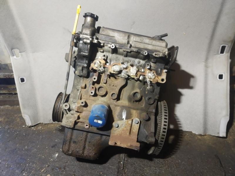 Двигатель Chevrolet Spark M300 1.0 2013 (б/у)