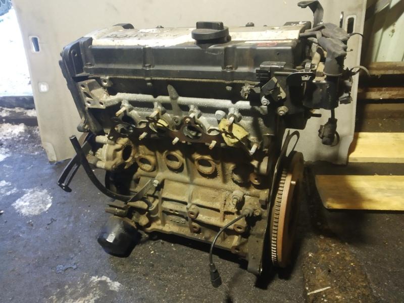 Двигатель Hyundai Getz G4EE (б/у)