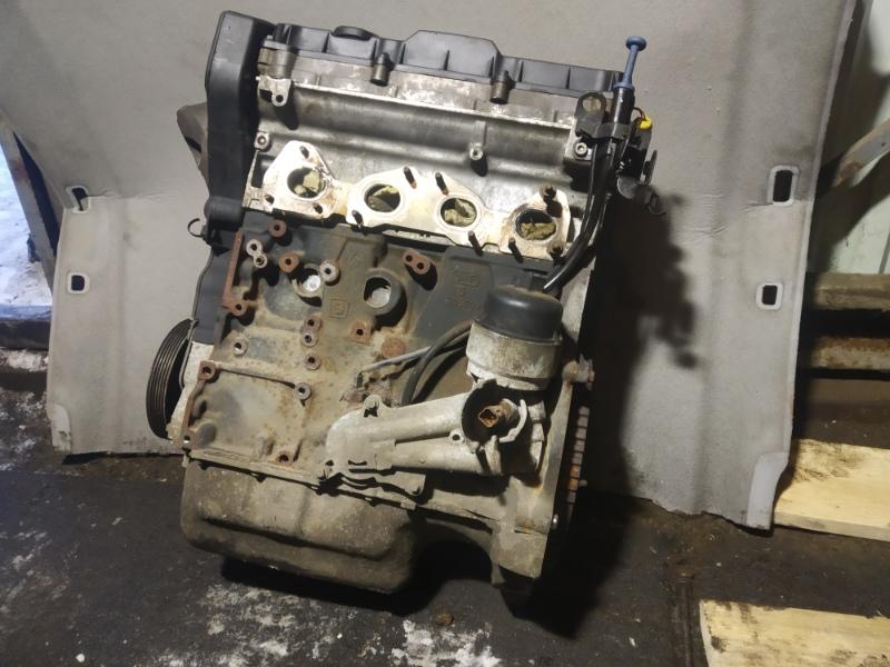 Двигатель Peugeot 408 TU5 2012 (б/у)