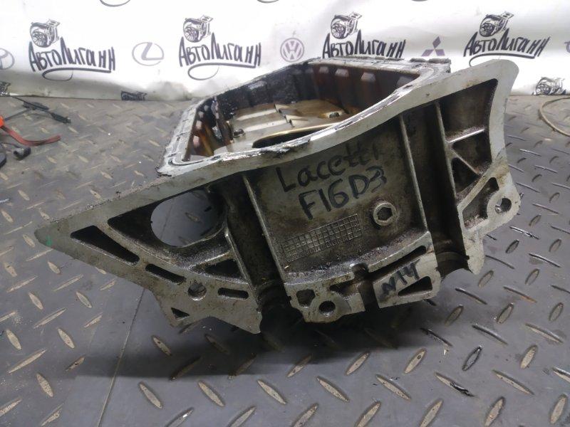 Поддон Chevrolet Lacetti F16D3 (б/у)