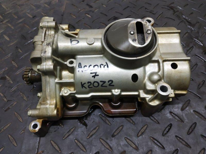 Маслянный насос Honda Accord 7 2.0 2007 (б/у)