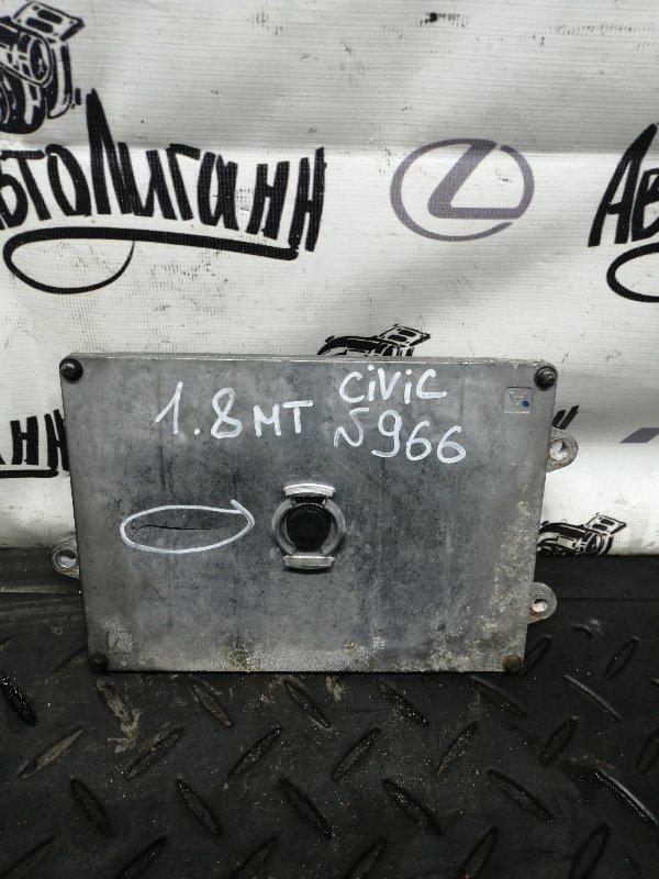 Блок управления двигателем Honda Civic R18A2 2008 (б/у)