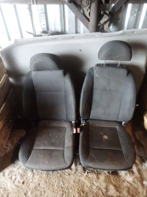 Сиденье Chevrolet Aveo T 250 F14D4 2011 переднее (б/у)