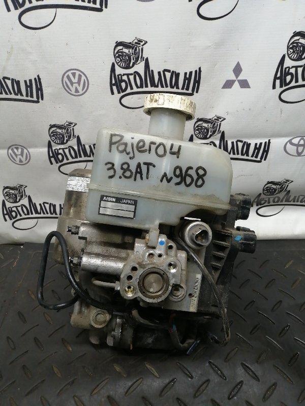 Вакуумный усилитель тормозов (вут) Mitsubishi Pajero 4 6G75 2007 (б/у)