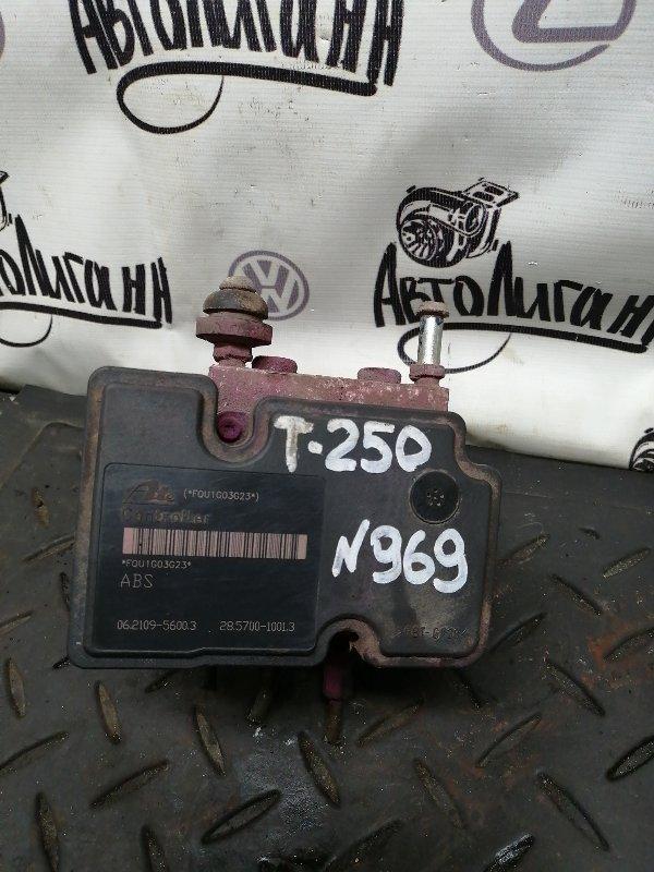 Блок abs Chevrolet Aveo T 250 F14D4 2011 (б/у)