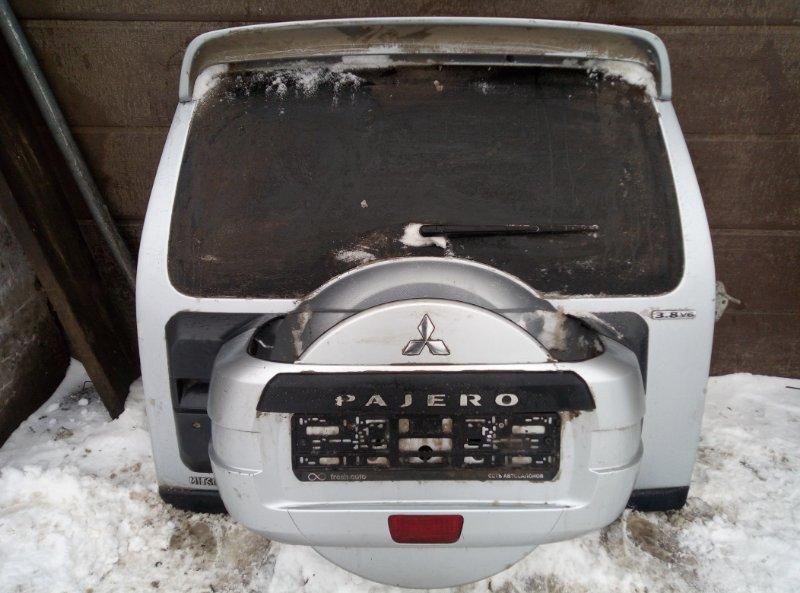 Крышка багажника Mitsubishi Pajero 4 6G75 2007 (б/у)