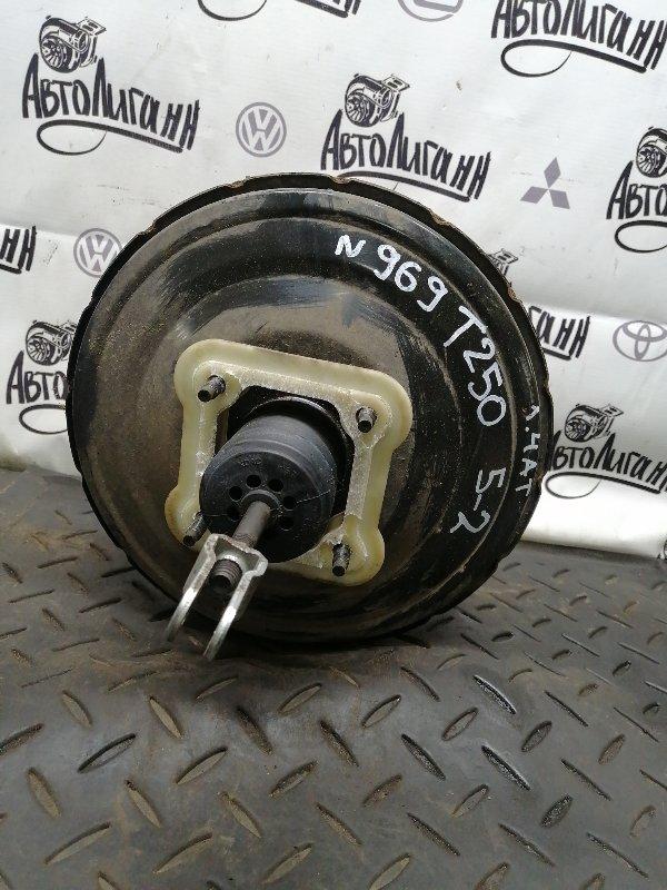 Вакуумный усилитель тормозов (вут) Chevrolet Aveo T 250 F14D4 2011 (б/у)