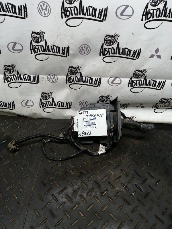 Блок управления акпп Chevrolet Aveo T 250 F14D4 2011 (б/у)
