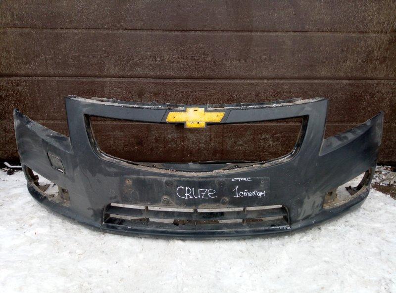 Бампер Chevrolet Cruze передний (б/у)