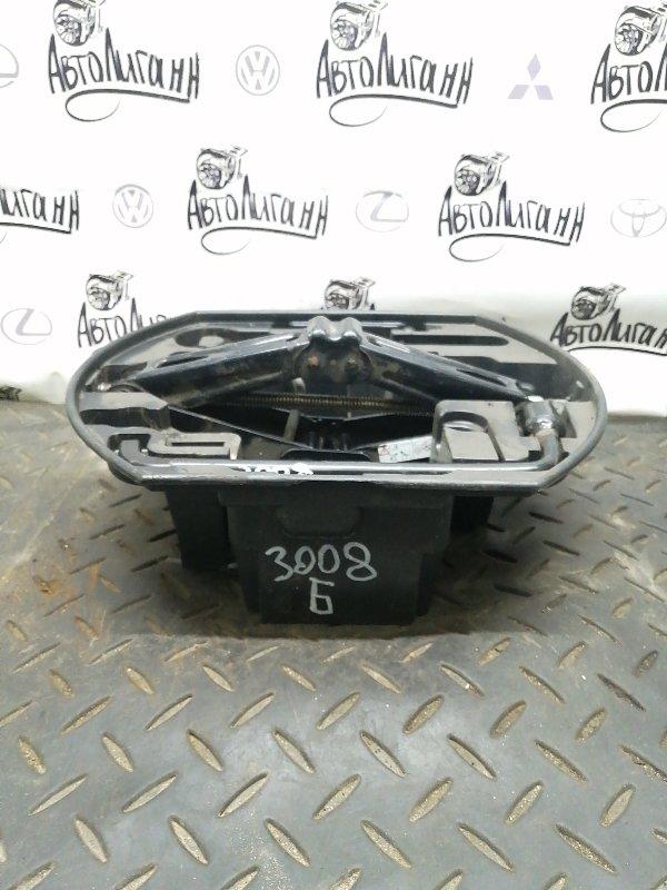 Домкрат Peugeot 3008 EP6CDTMD 2012 (б/у)