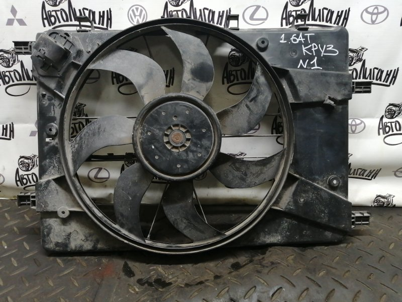 Диффузор Chevrolet Cruze 1.6 (б/у)