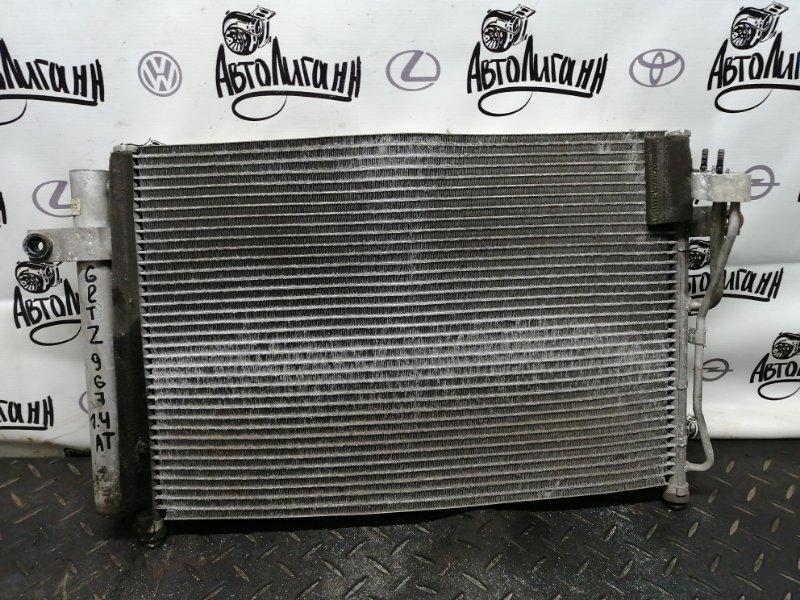 Радиатор кондиционера Hyundai Getz G4EE 2010 (б/у)