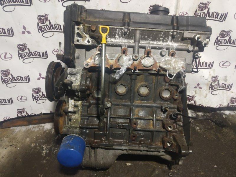 Двигатель Hyundai Getz G4EE 2010 (б/у)