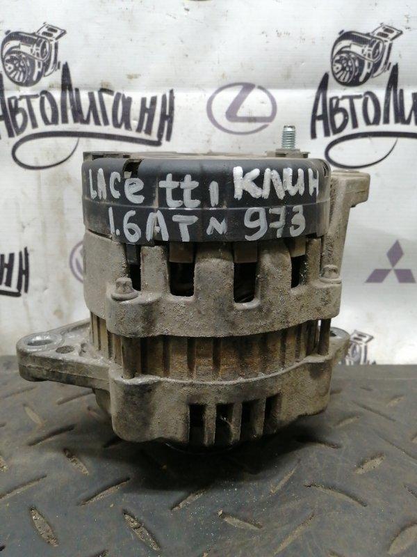 Генератор Chevrolet Lacetti СЕДАН F16D3 2008 (б/у)