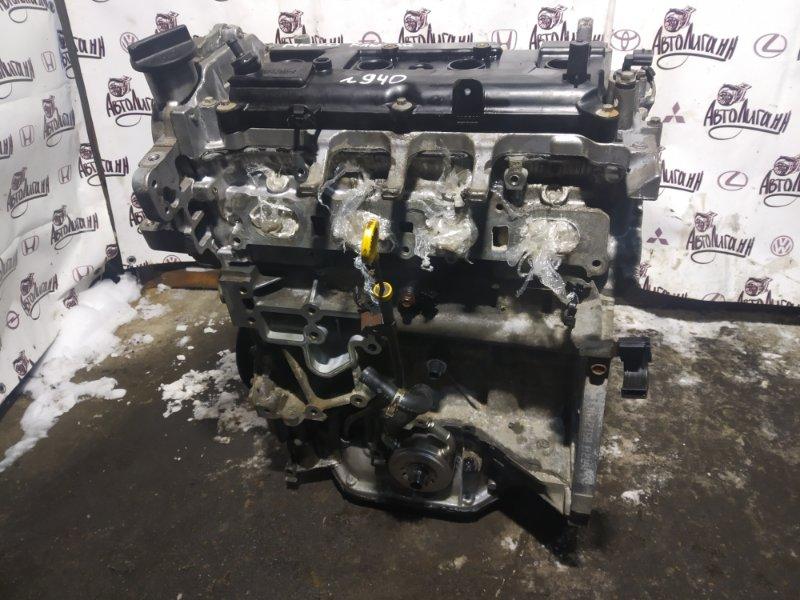 Двигатель Nissan Qashqai MR20 2011 (б/у)