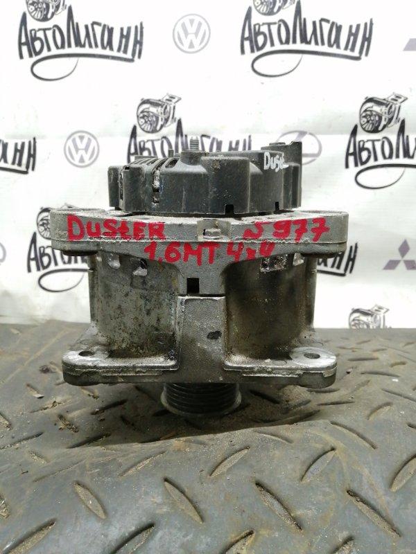 Генератор Renault Duster K4MA606 2014 (б/у)