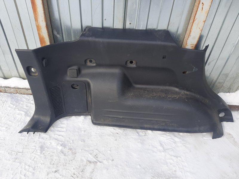 Обшивка багажника Great Wall Hover H5 4G69S4N 2011 задняя левая (б/у)