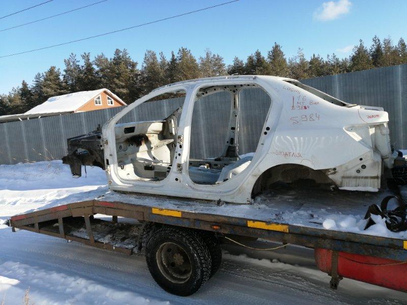 Кузов Renault Logan 2 K7MA812 2016 (б/у)