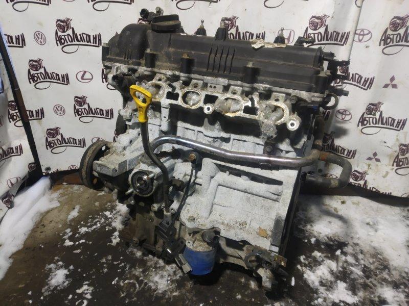 Двигатель Kia Ceed 2 G4FG 2017 (б/у)
