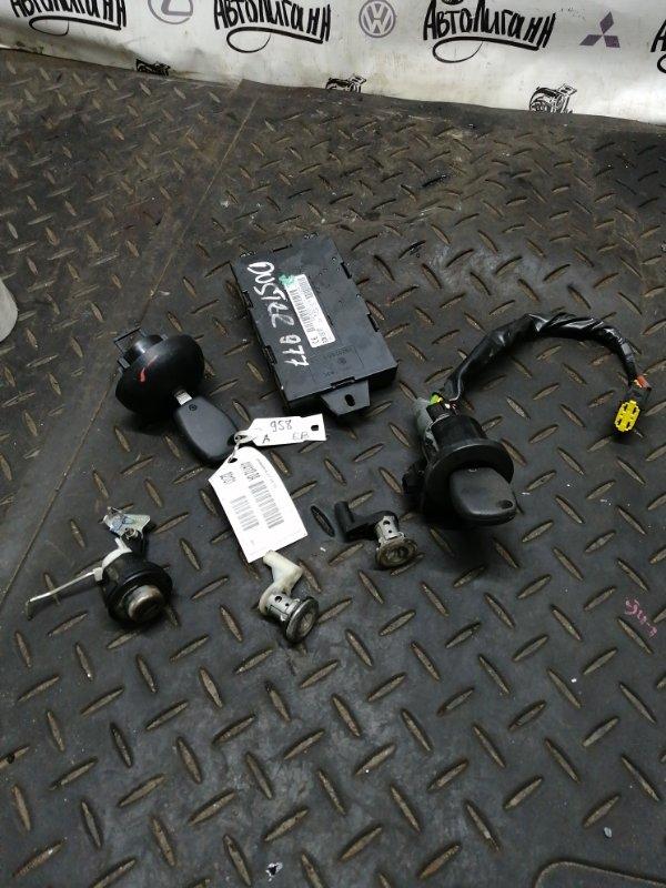 Замок зажигания Renault Duster K4MA606 2014 (б/у)