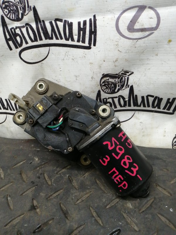 Мотор дворников Great Wall Hover H5 4G69S4N 2011 передний (б/у)