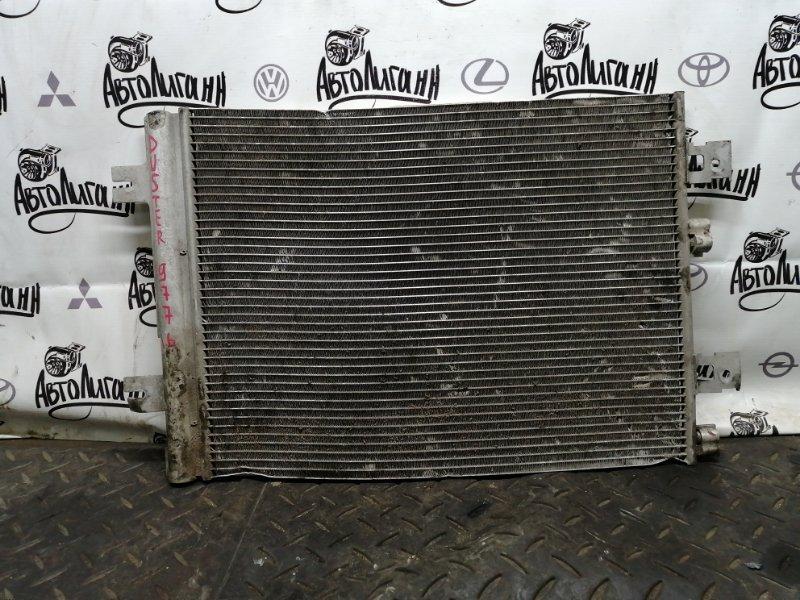 Радиатор кондиционера Renault Duster K4MA606 2014 (б/у)