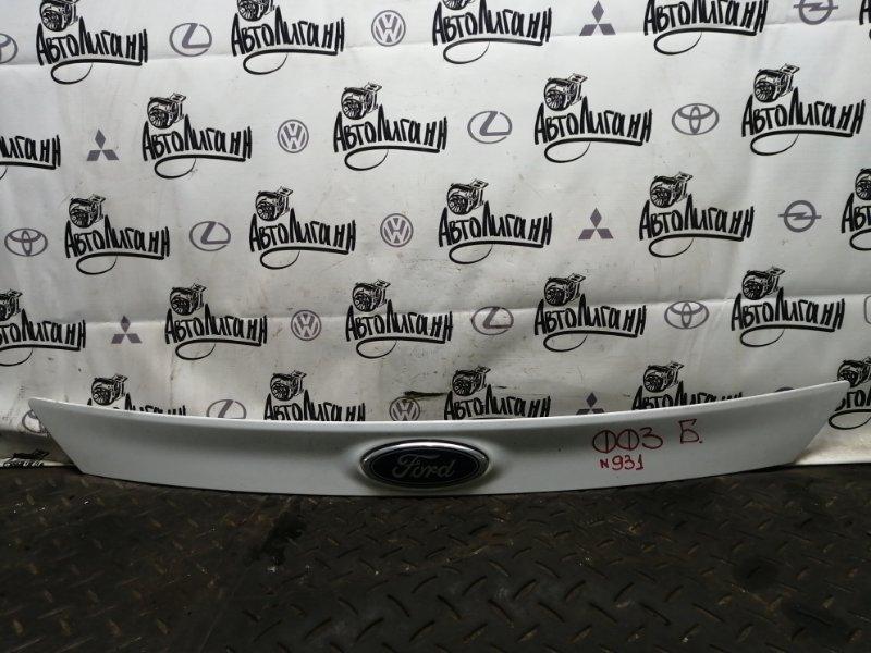 Молдинг крышки багажника Ford Focus 3 ХЭТЧБЕК XQDA 2012 (б/у)