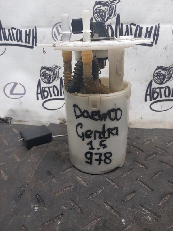Топливный насос Daewoo Gentra B15D2 2014 (б/у)