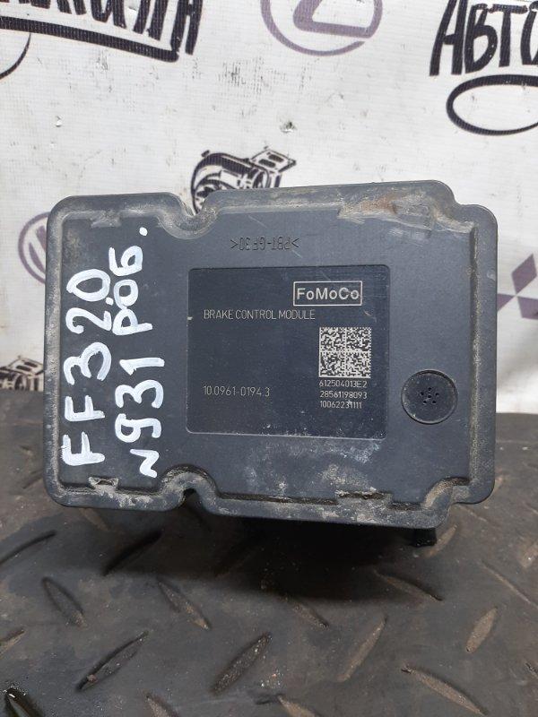 Блок abs Ford Focus 3 ХЭТЧБЕК XQDA 2012 (б/у)