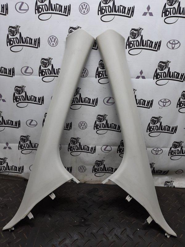 Обшивка стойки лобового стекла Ford Focus 3 ХЭТЧБЕК XQDA 2012 (б/у)