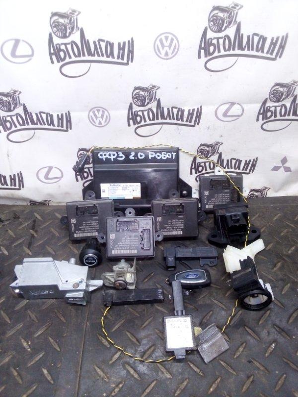 Блок управления smart key Ford Focus 3 ХЭТЧБЕК XQDA 2012 (б/у)