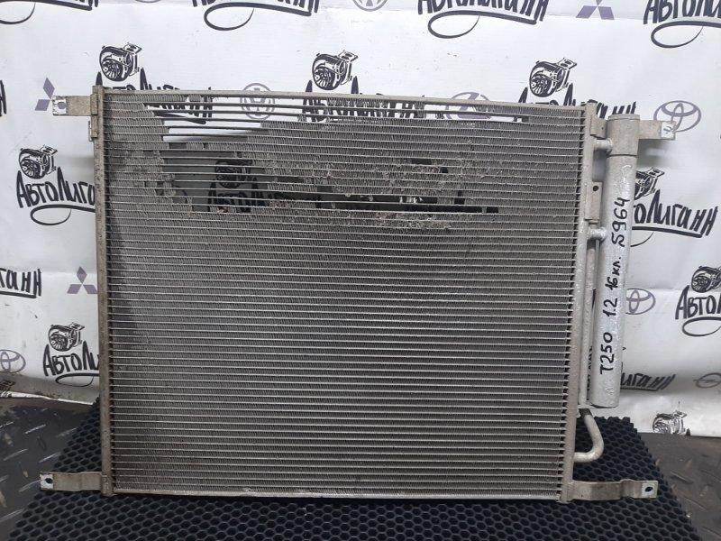 Радиатор кондиционера Chevrolet Aveo T 250 B12D1 2010 (б/у)