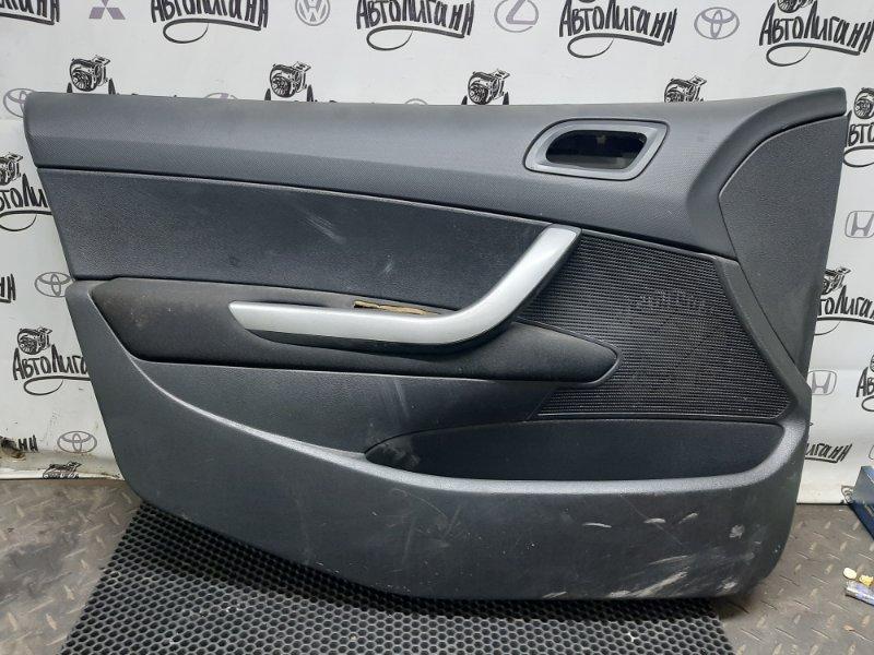 Обшивка двери Peugeot 408 EP6 2012 (б/у)